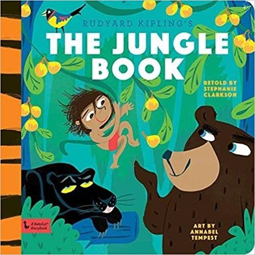 The Jungle Book: A BabyLit Storybook