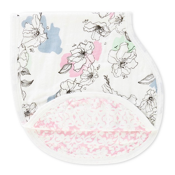 Aden + Anais Meadowlark Bamboo Burpy Bib Single