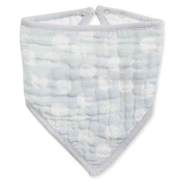 Aden + Anais Dream Ride Moon Dot Bandana Bib