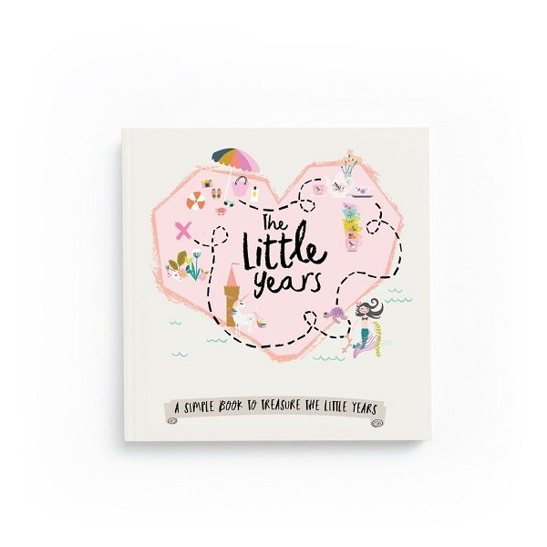 Lucy Darling The Little Year's Toddler Book – Girl