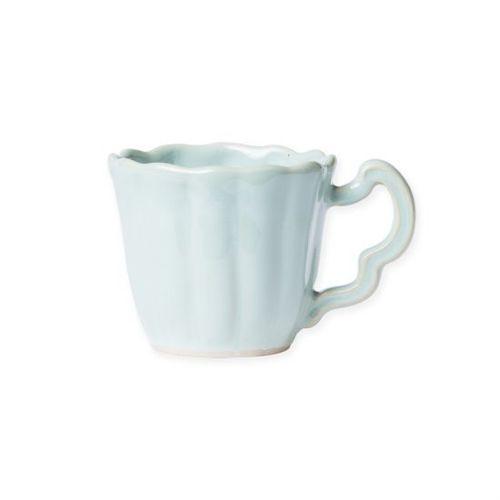 Vietri Incanto Stone Scallop Mug