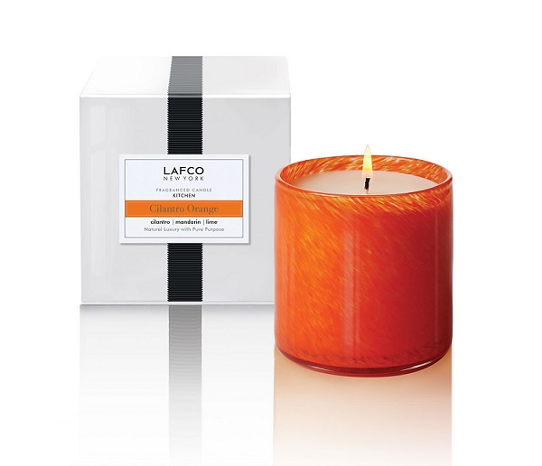 Lafco Cilantro Orange Kitchen Candle