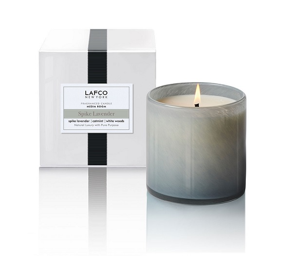 Lafco Spike Lavender Media Room Candle