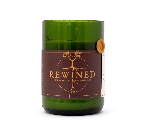 Rewined Carmenere Candle