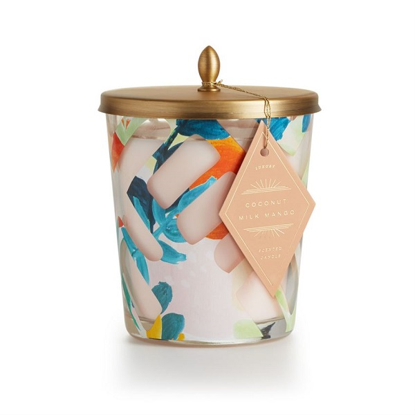 Illume Coconut Milk & Mango Cameo Candle