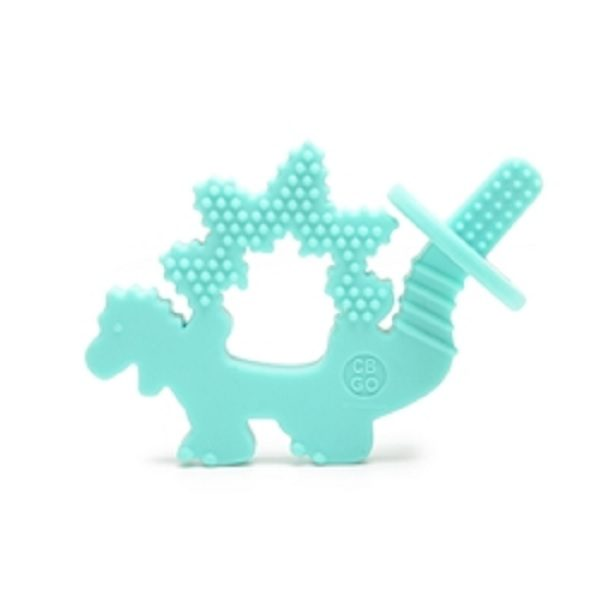 Chewbeads Chewpals Dinosaur Teether