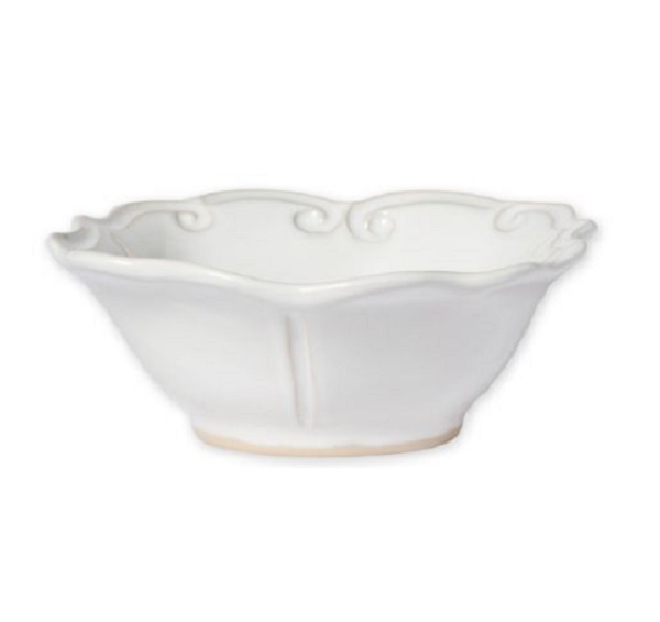 Vietri Incanto Stone Baroque Cereal Bowl