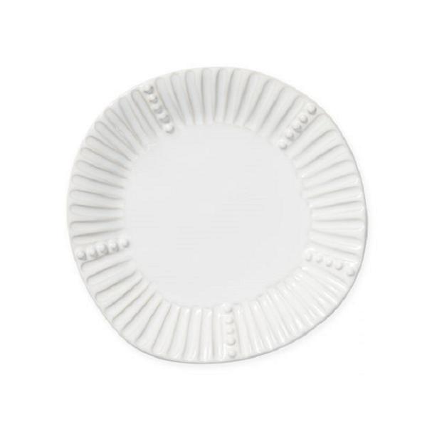 Vietri Incanto Stone Stripe Salad Plate