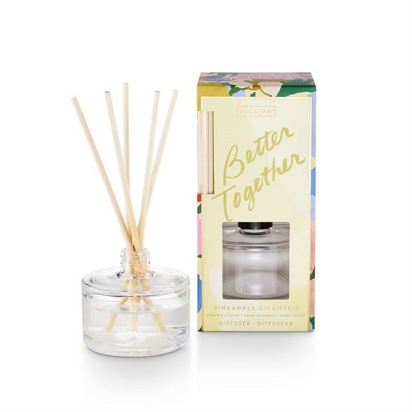 Illume Pineapple Cilantro Happy Little Diffuser
