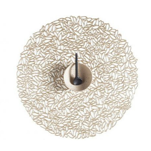 Chilewich Champagne Petal Placemat