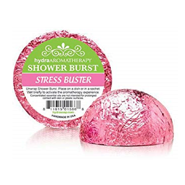 Stress Buster Shower Burst