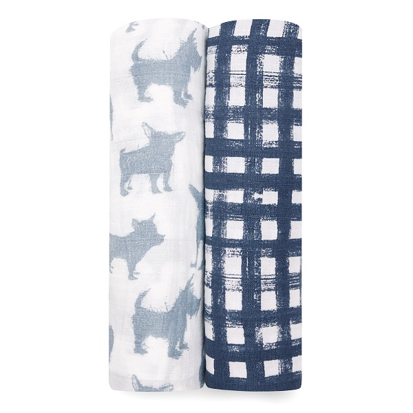 Aden & Anais Waverly 2 Pack Swaddles