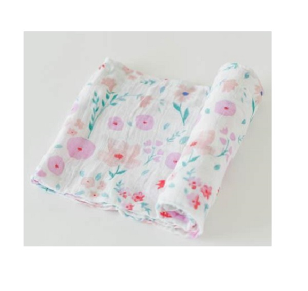 Little Unicorn Morning Glory Muslin