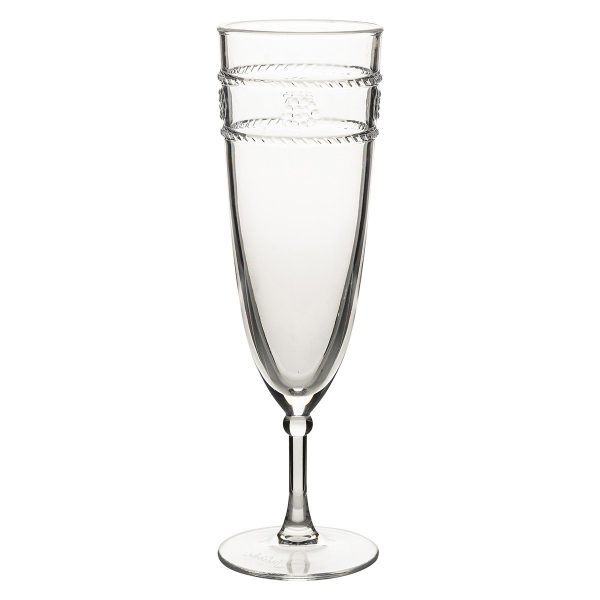 Juliska Isabella Acrylic Champagne Flute