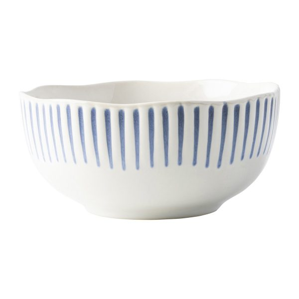 Juliska Sitio Stripe Cereal/Ice Cream Bowl