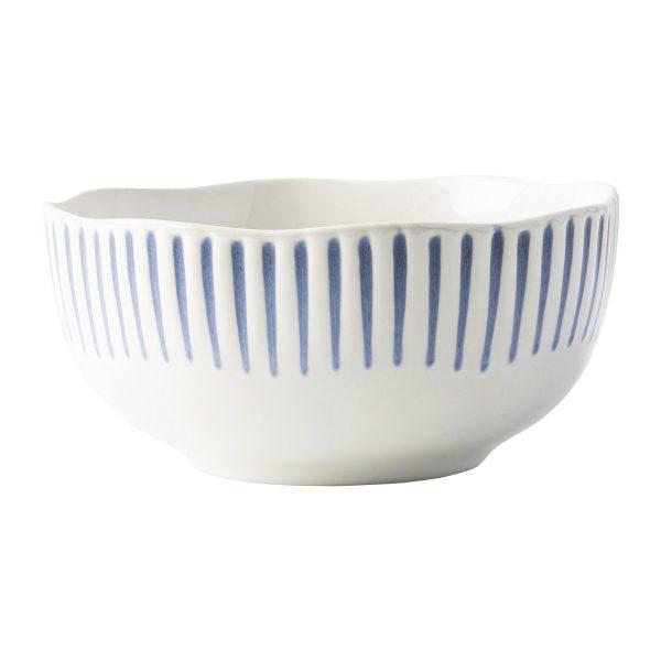 Juliska Sitio Stripe Cereal/Ice Cream Bowl