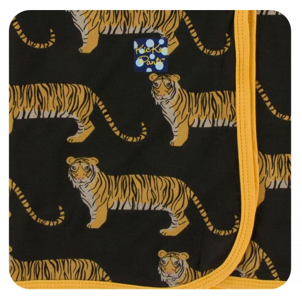 Kickee Pants Sebra Tiger Swaddle
