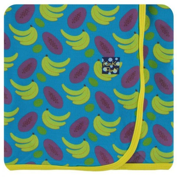 Kickee Pants Tropical Fruit Swaddle