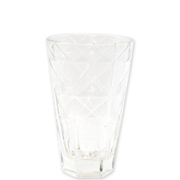 Vietri Prism Clear Tall Tumbler
