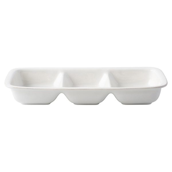 Puro 15″ Divided Serving Bowl