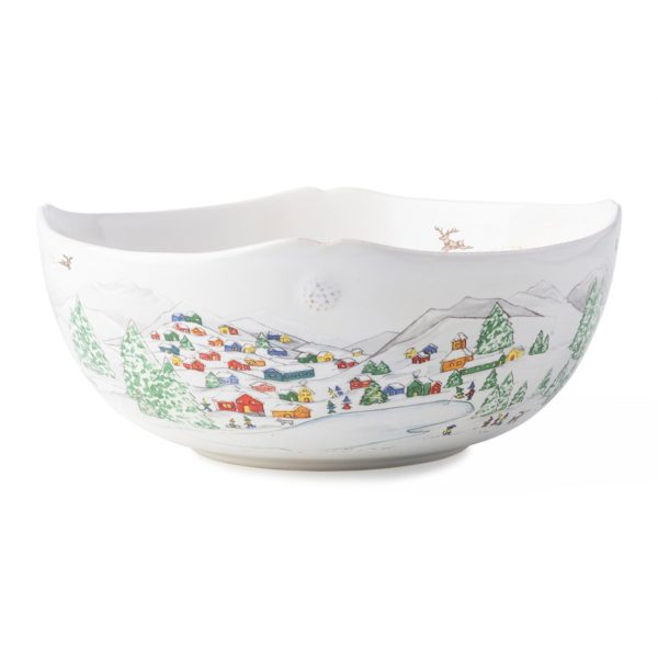 Juliska B&T North Pole Serving Bowl