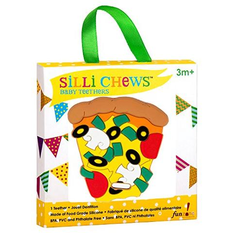 Pizza Sillichews Teether