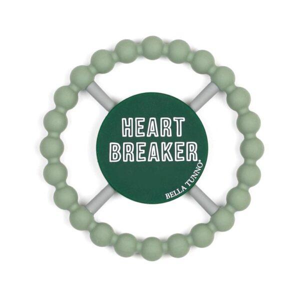 Bella Tunno Heart Breaker Teether