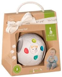 Sophie The Giraffe Sensory Ball