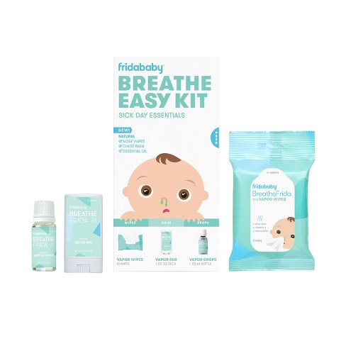 Frida Baby Breathe Easy Kit
