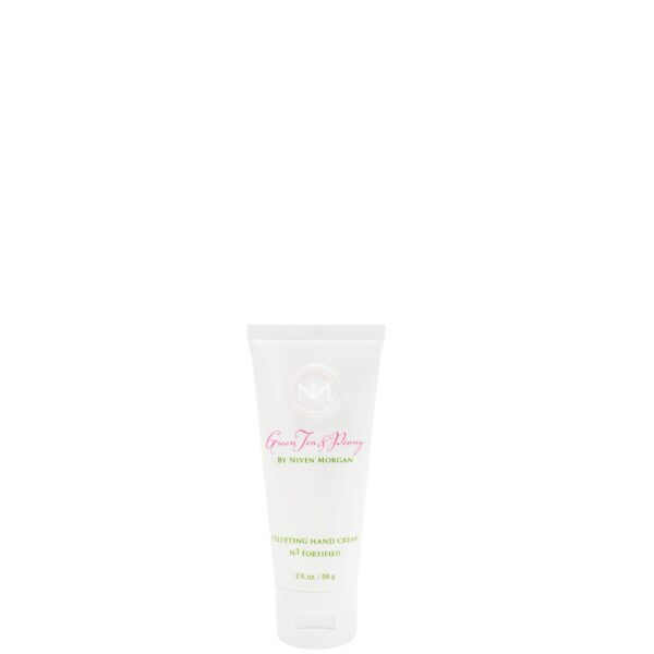 Niven Morgan Green Tea And Peony Hand Cream