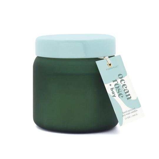 Ocean Rose + Bay Candle 13 Oz