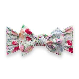 Baby Bling Printed Knot- Meadow