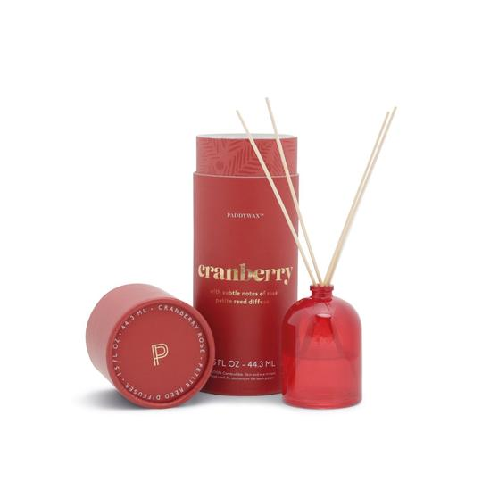 Petite Reed Diffuser – Cranberry