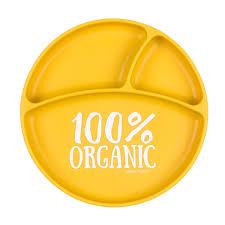100% Organic Wonder Plate