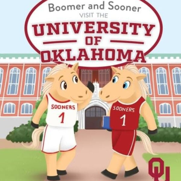 Boomer And Sooner Visit The University Of Oklahoma
