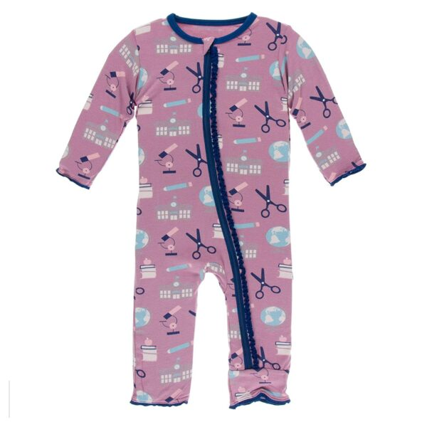 Kickee Pants Pegasus Education Coverall