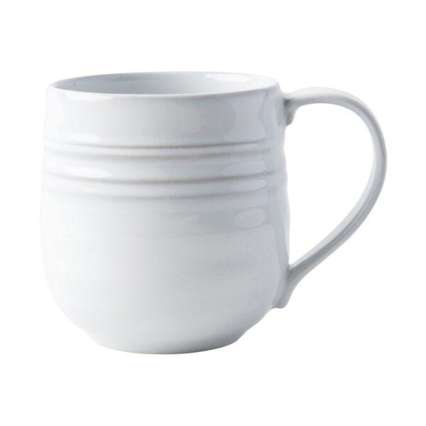 Juliska Bilbao White Truffle Cofftea Cup