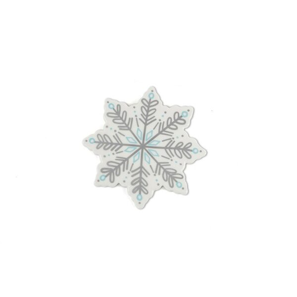 Happy Everything Snowflake Mini Attachment