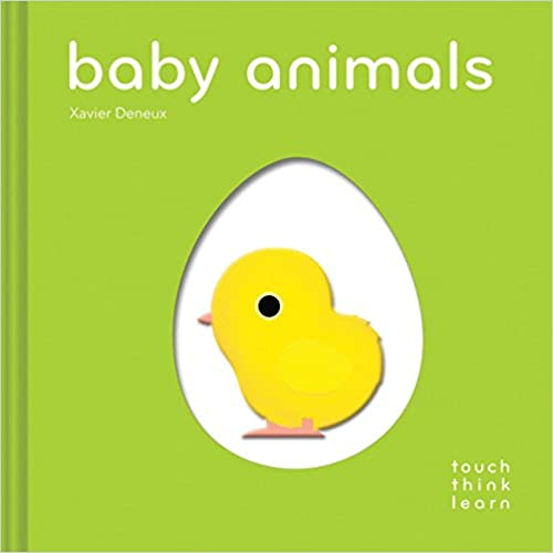 Baby Animals Touch Book