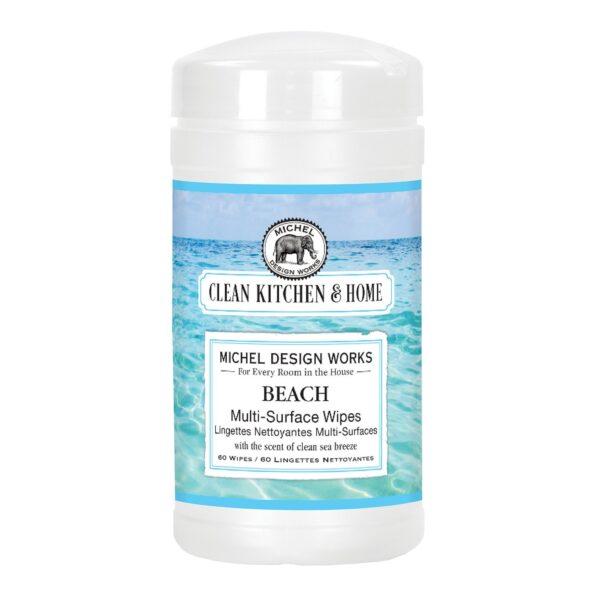 Beach Multi Surface Wipes