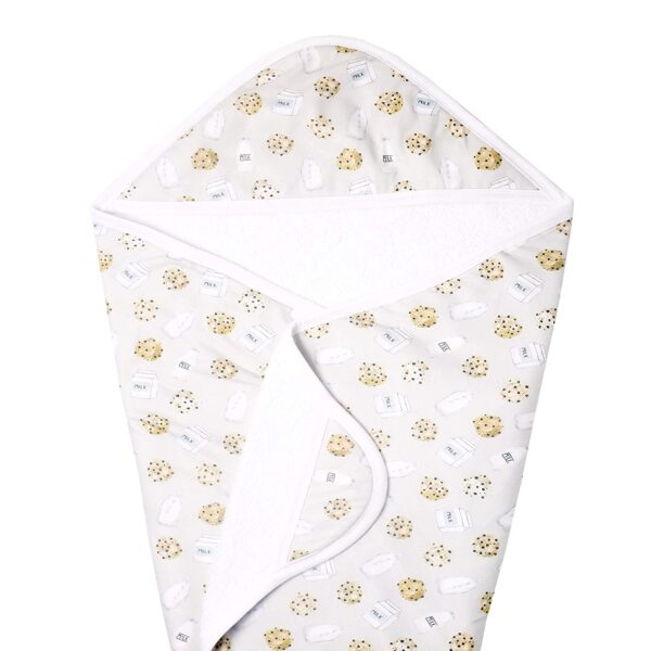 Copper Pearl Hooded Towel- Chip