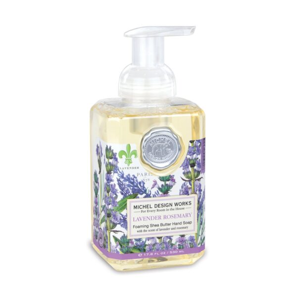 Lavendar Rosemary Foaming Hand Soap