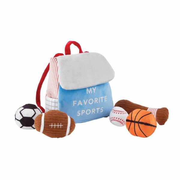 My Favorite Sports Plush Toy