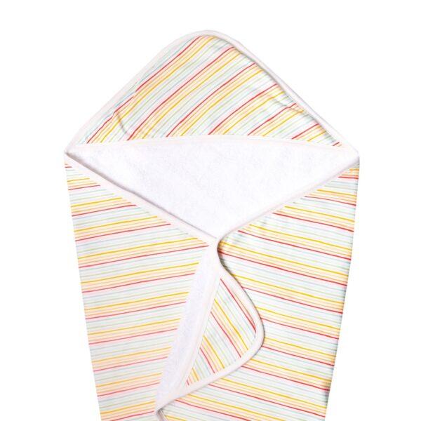Rainee Knit Hooded Towel