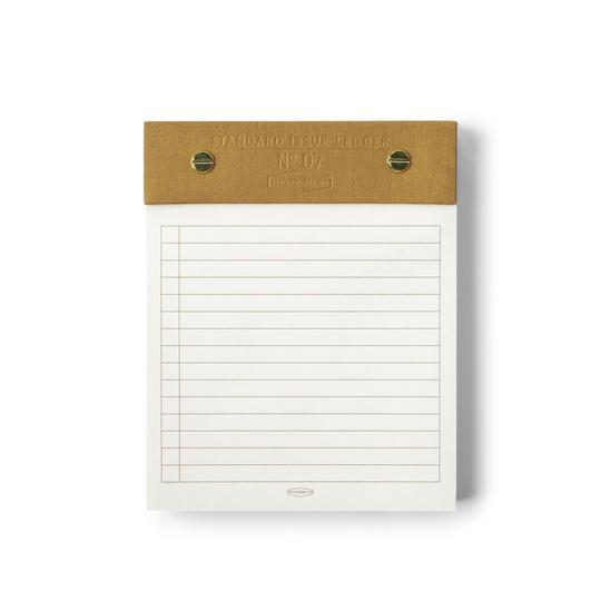 Ochre Standard Notebook