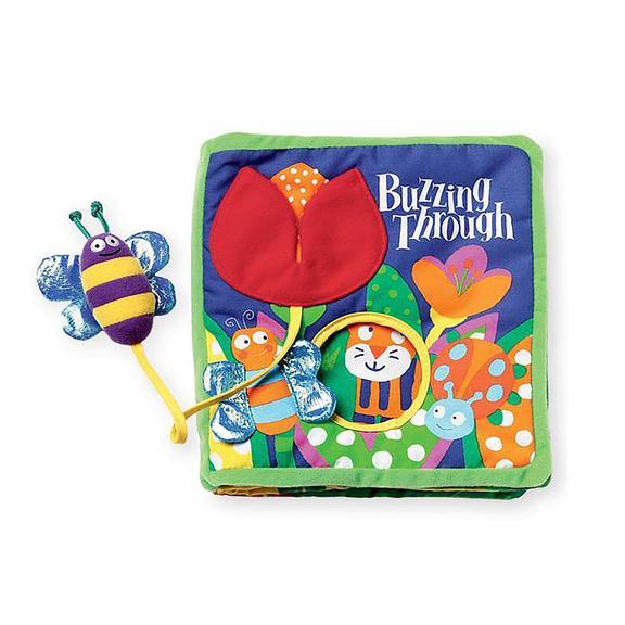 Buzzing Through Activity Book