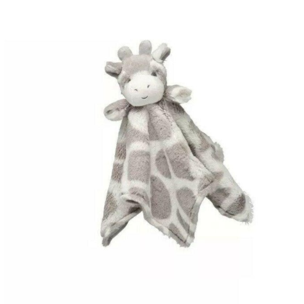 Elegant Baby Giraffe Blankie