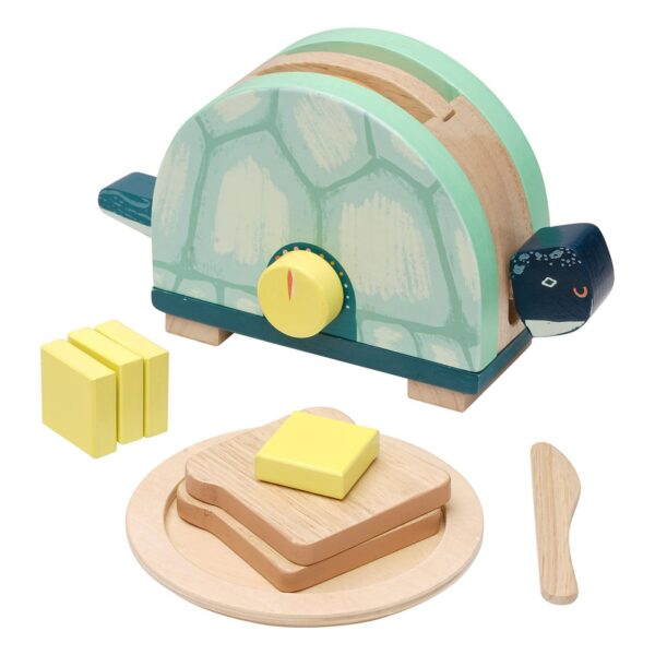 Toasty Turtle Wood Toy