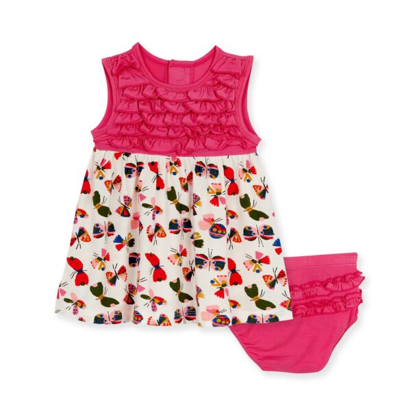 Magnetic Me Flitter Flutter Dress & Bloomer