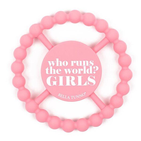 Girls Teething Ring